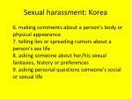 sexual harassment korea5