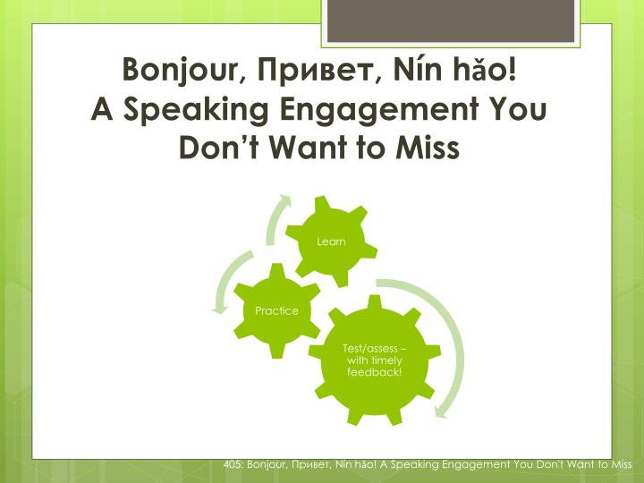 bonjour n n h o a speaking engagement you don t want to miss