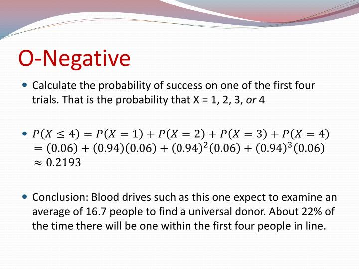 O-Negative
