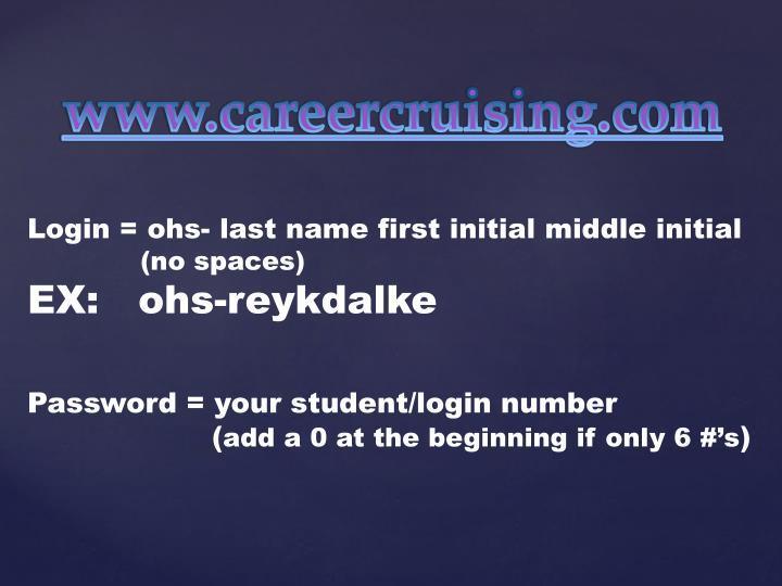www.careercruising.com
