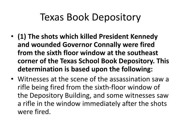 Texas Book Depository