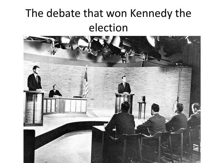 The debate that won Kennedy the election