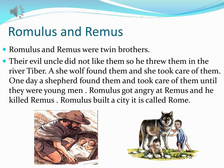 Romulus and