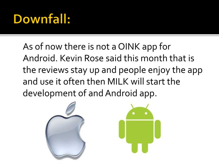 Downfall:
