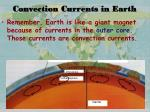 convection currents in earth1