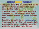 finding direct evidence