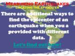 measuring earthquakes12