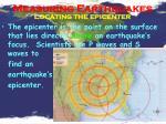 measuring earthquakes7