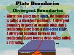 plate boundaries1