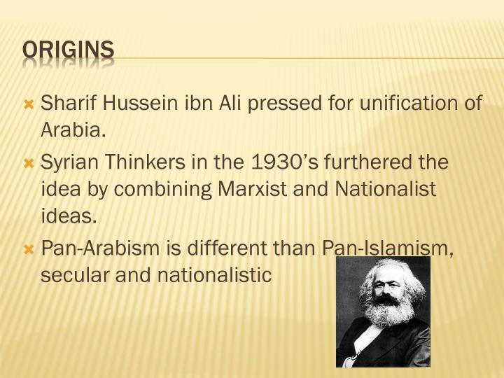 Sharif Hussein