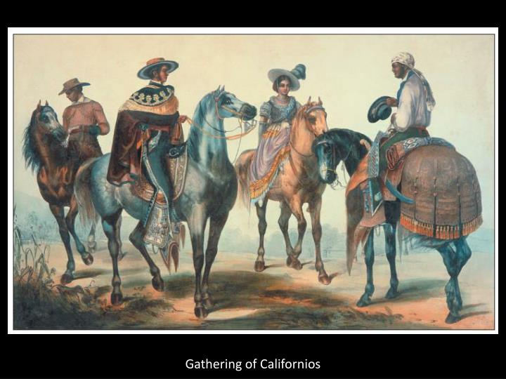 Gathering of