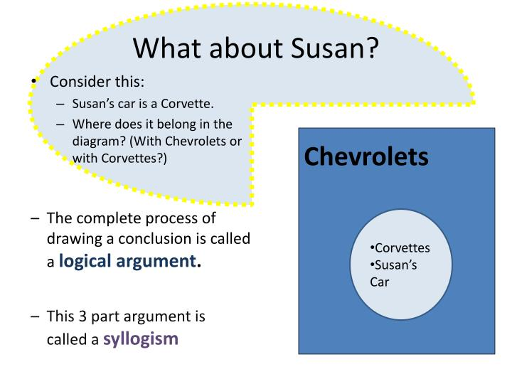 What about Susan?