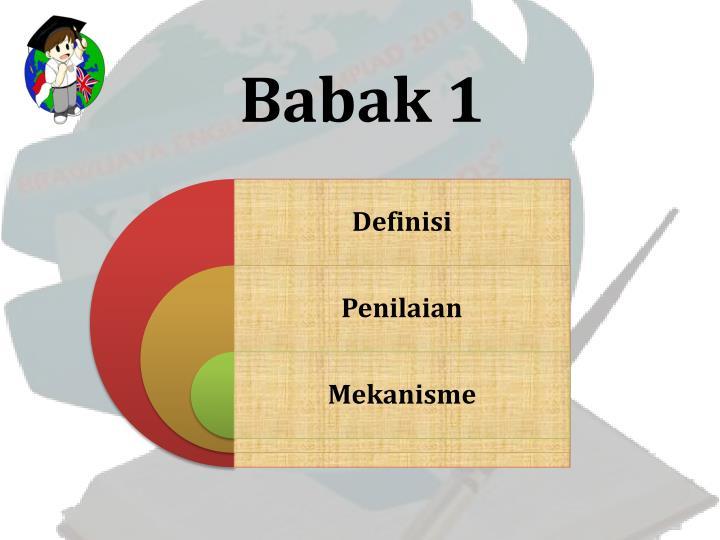 Babak 1