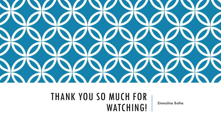 Thank you so much for watching!