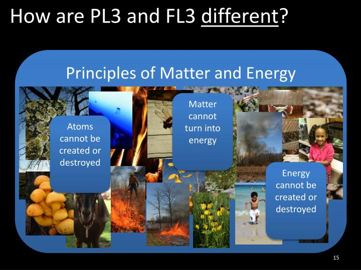 How are PL3 and FL3