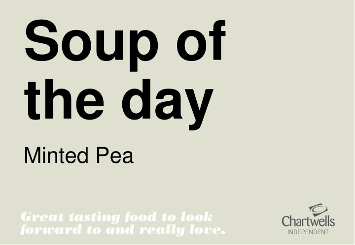 Soup of
