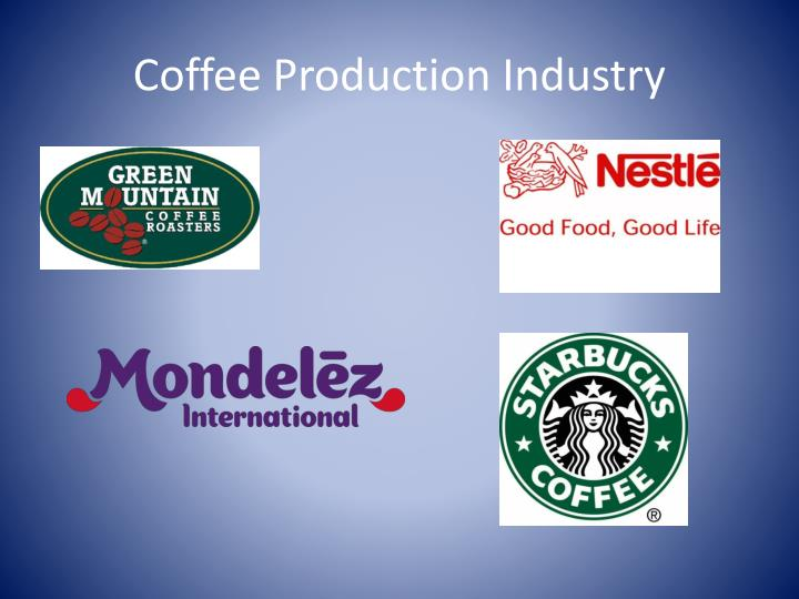 Coffee Production Industry
