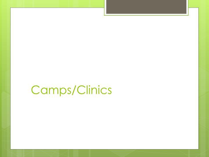 Camps/Clinics