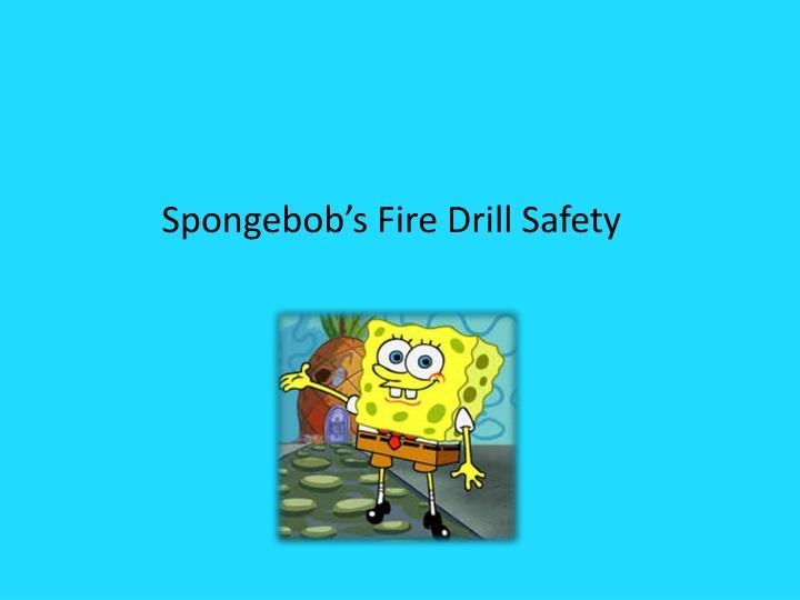 Spongebob's