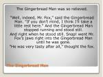 the gingerbread man16