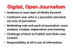 digital open journalism
