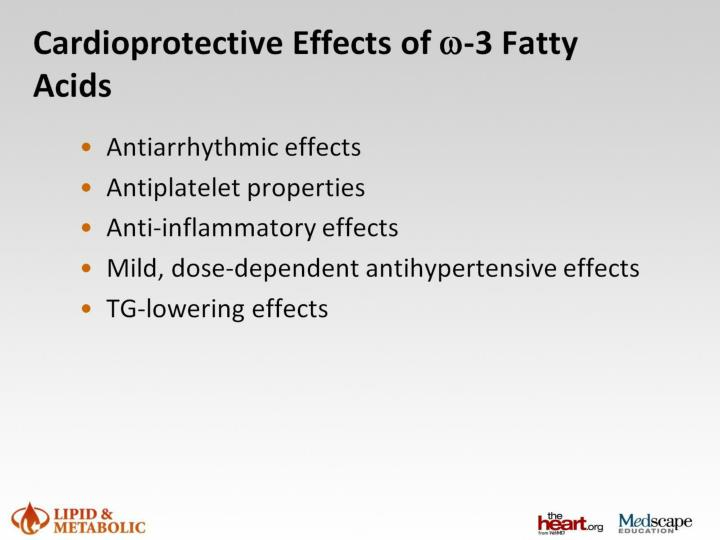 Cardioprotective Effects of