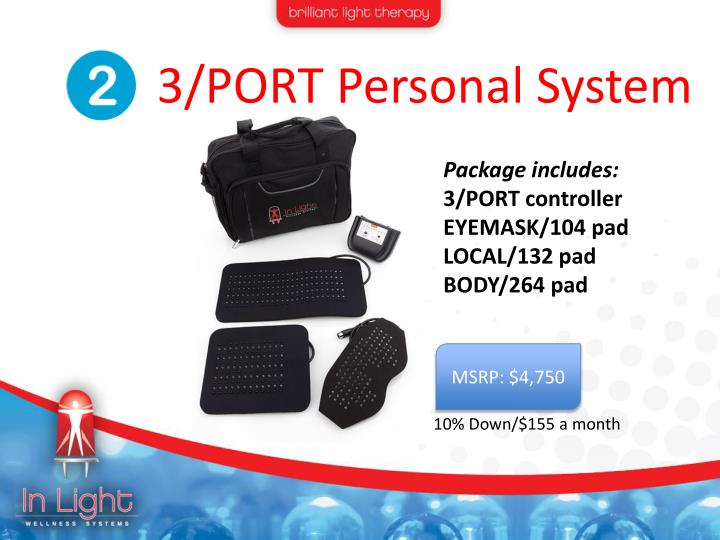 3/PORT Personal System