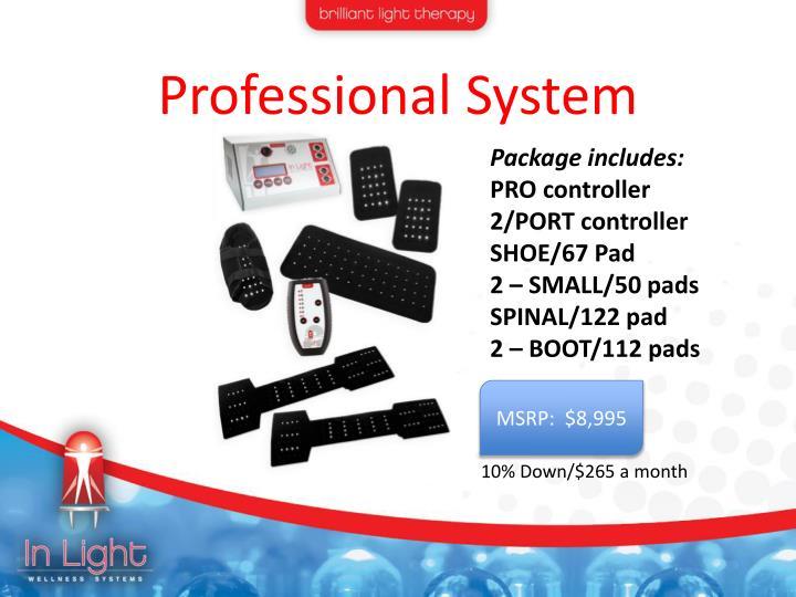 Professional System