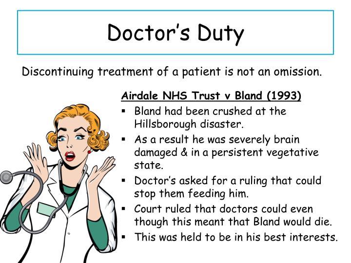 Doctor's Duty