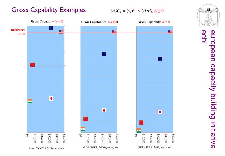 Gross Capability Examples