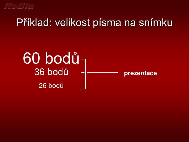 60 bodů