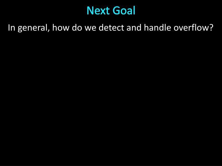 Next Goal