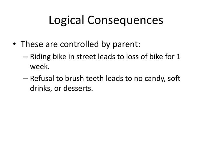 Logical Consequences