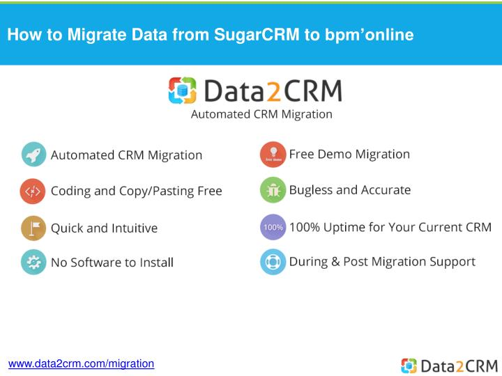 How to Migrate Data from