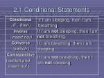 2 1 conditional statements7