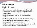 ombudsman night school1