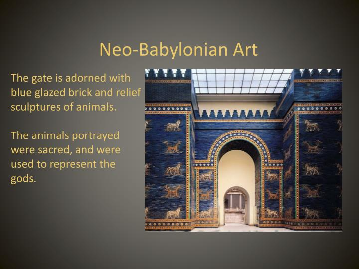 Neo-Babylonian Art
