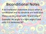 biconditional notes