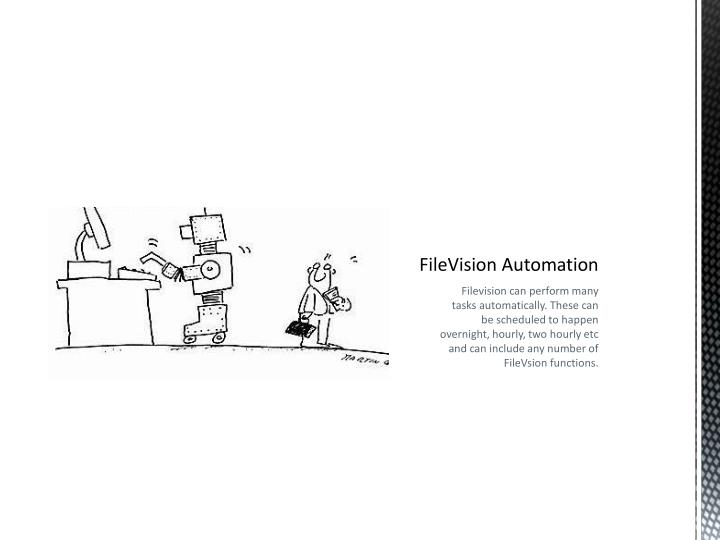 FileVision Automation