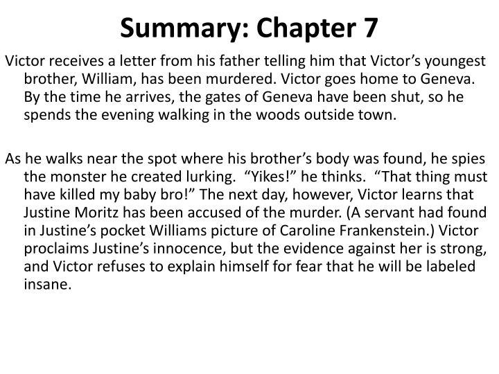 Summary: Chapter 7