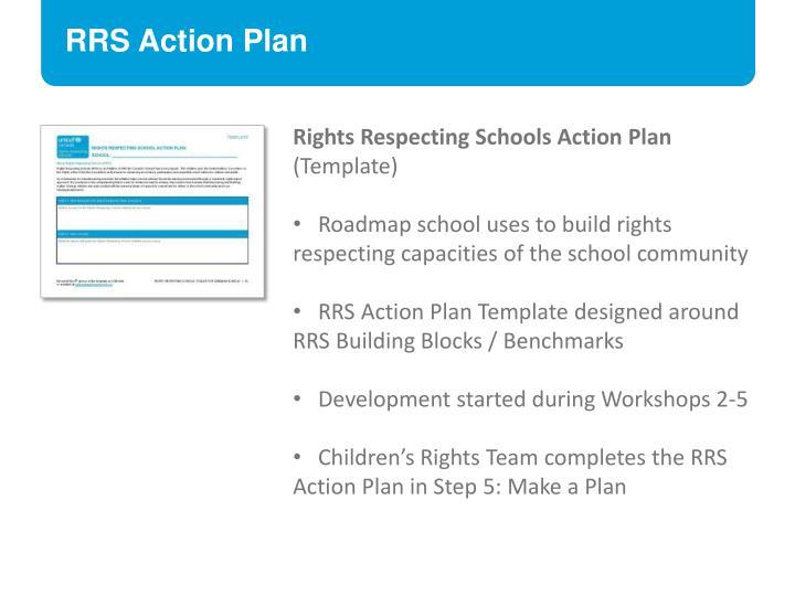 RRS Action Plan