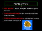 points of view1