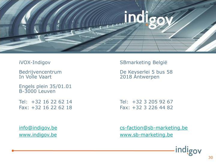 iVOX-Indigov