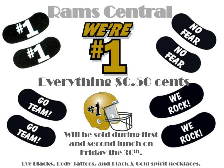 Rams Central