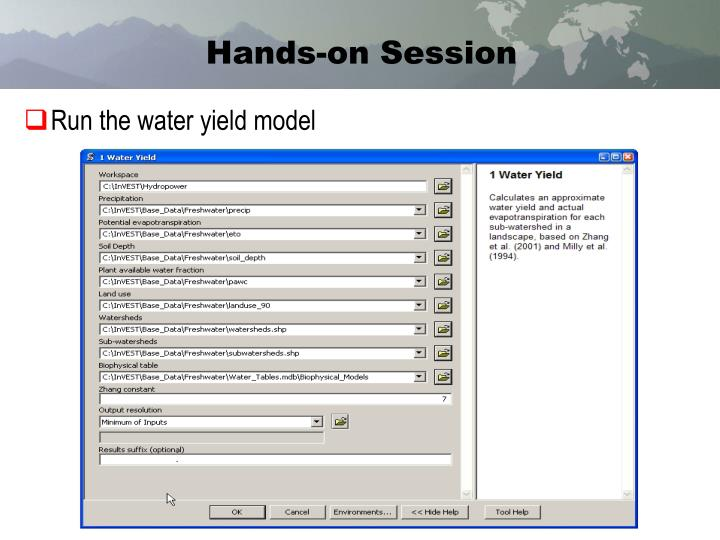 Hands-on Session