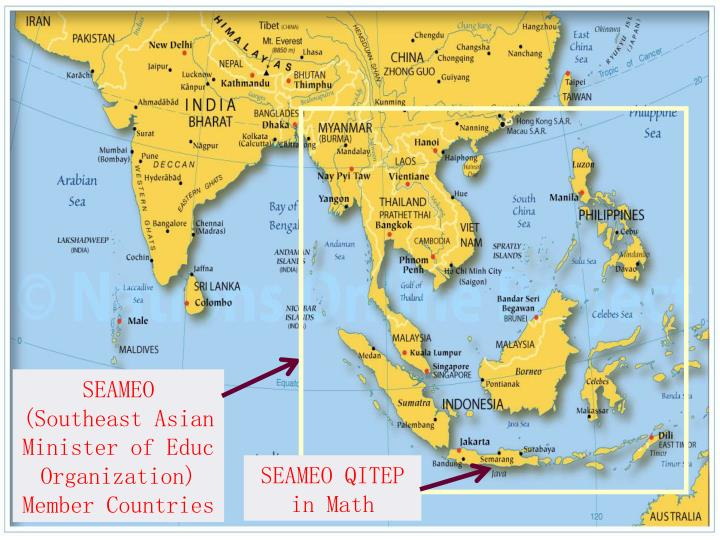 SEAMEO (Southeast Asian Minister of