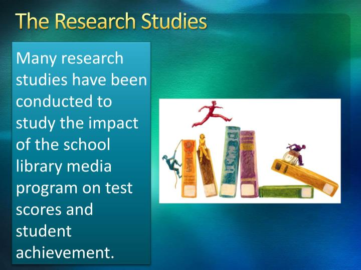 The Research Studies