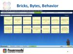 bricks bytes behavior