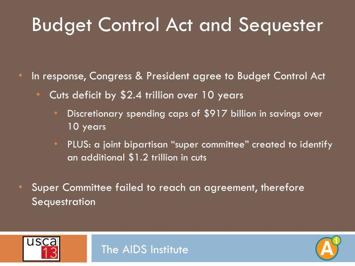 In response, Congress & President agree to Budget