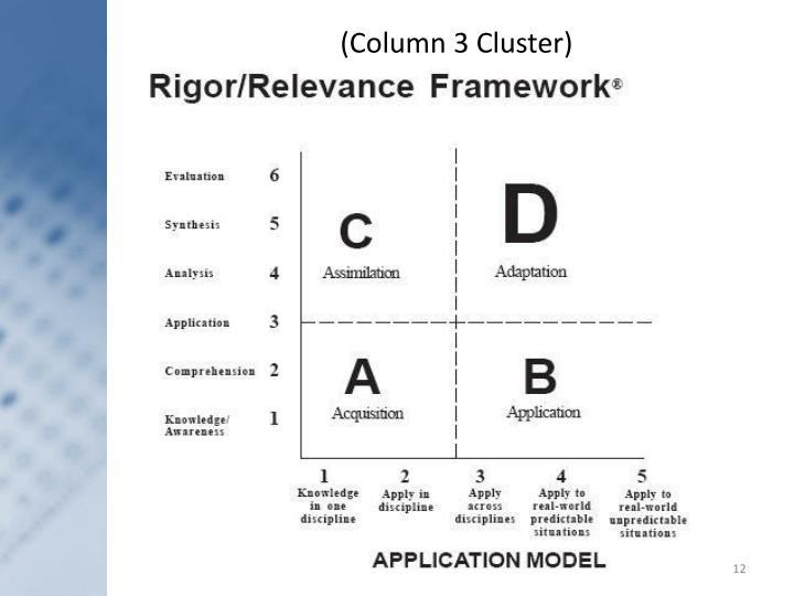 (Column 3 Cluster)